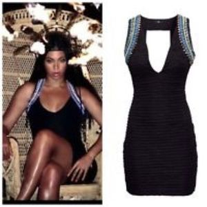 Beyonce for H&M Bodycon Beaded LBD
